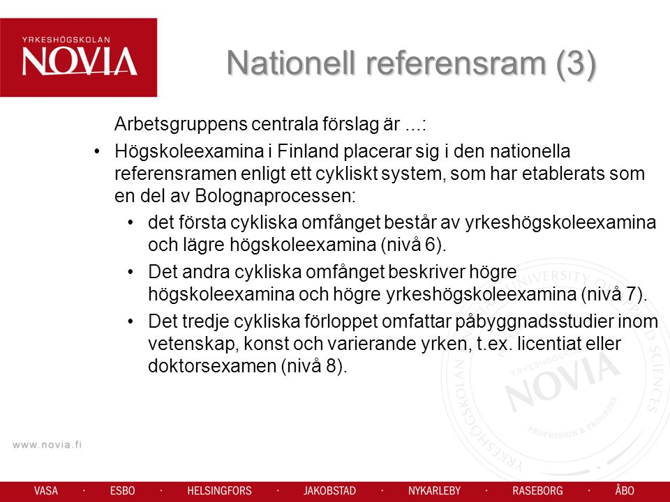 Nationell referensram (3)