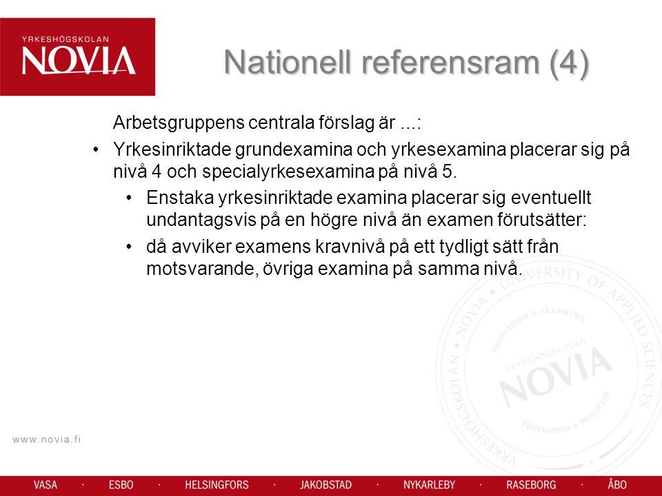 Nationell referensram (4)