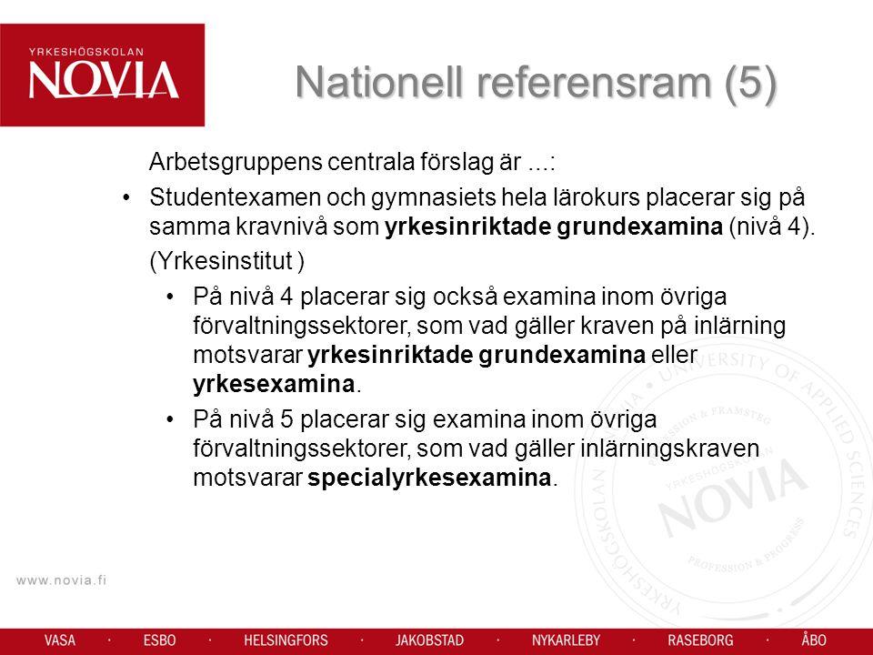 Nationell referensram (5)