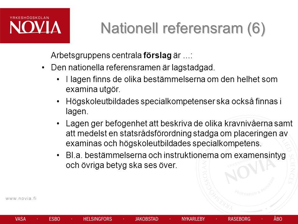 Nationell referensram (6)
