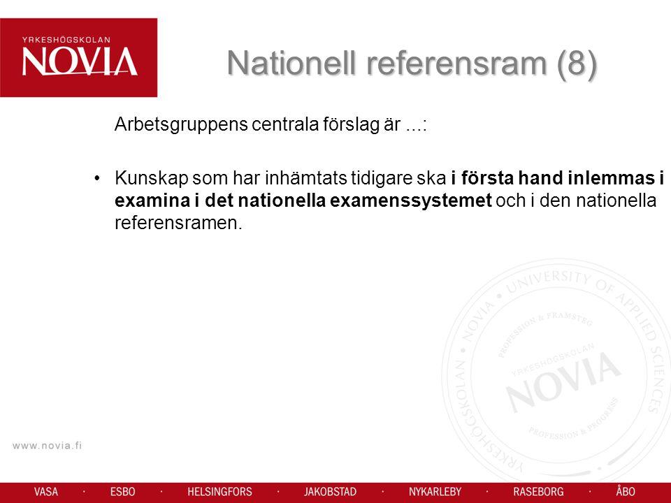 Nationell referensram (8)