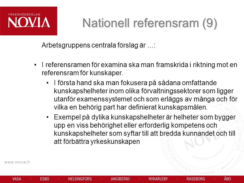 Nationell referensram (9)