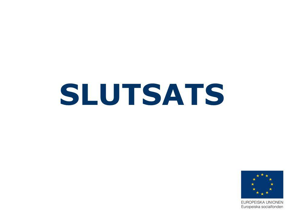 SLUTSATS