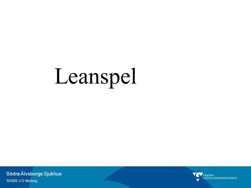 Leanspel
