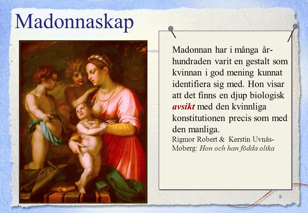 Madonnaskap