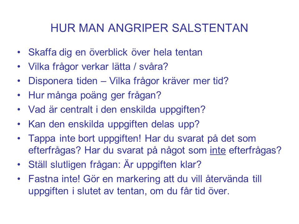 HUR MAN ANGRIPER SALSTENTAN
