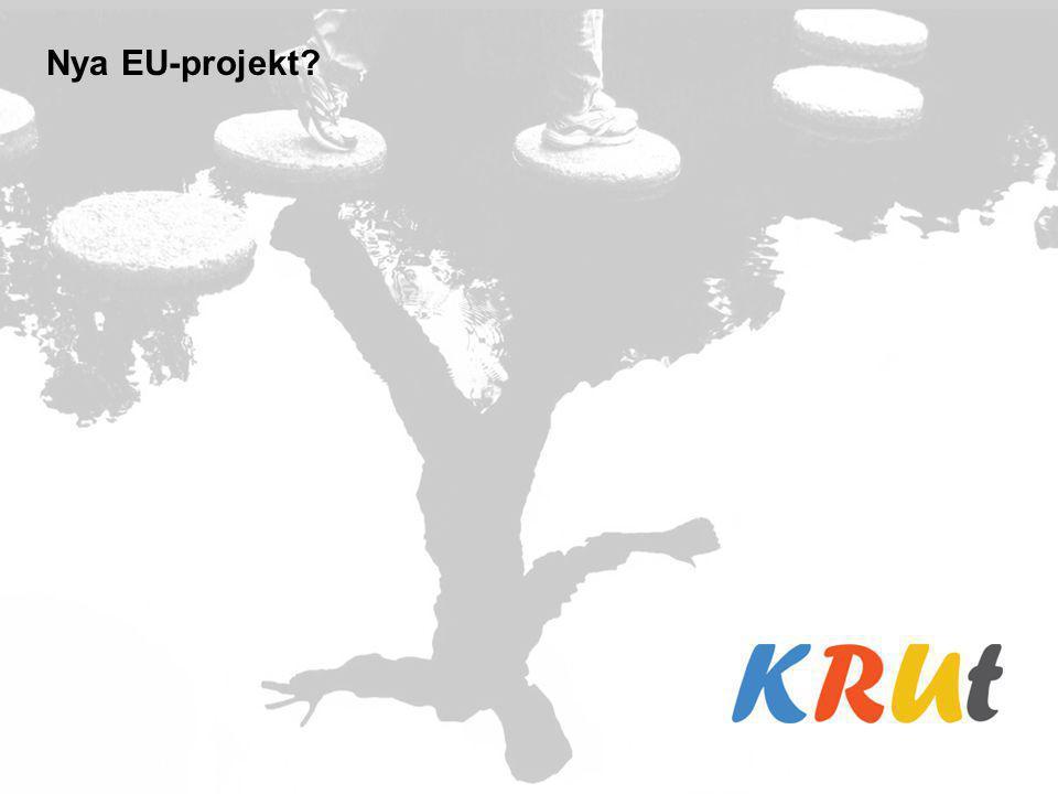 Nya EU-projekt