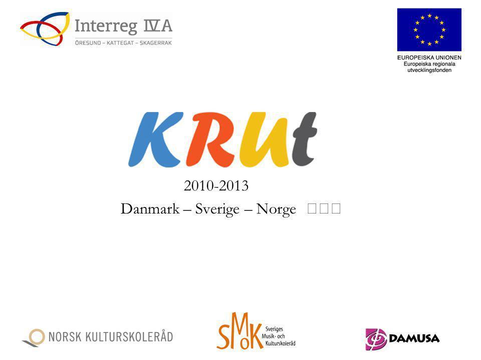 2010-2013 Danmark – Sverige – Norge