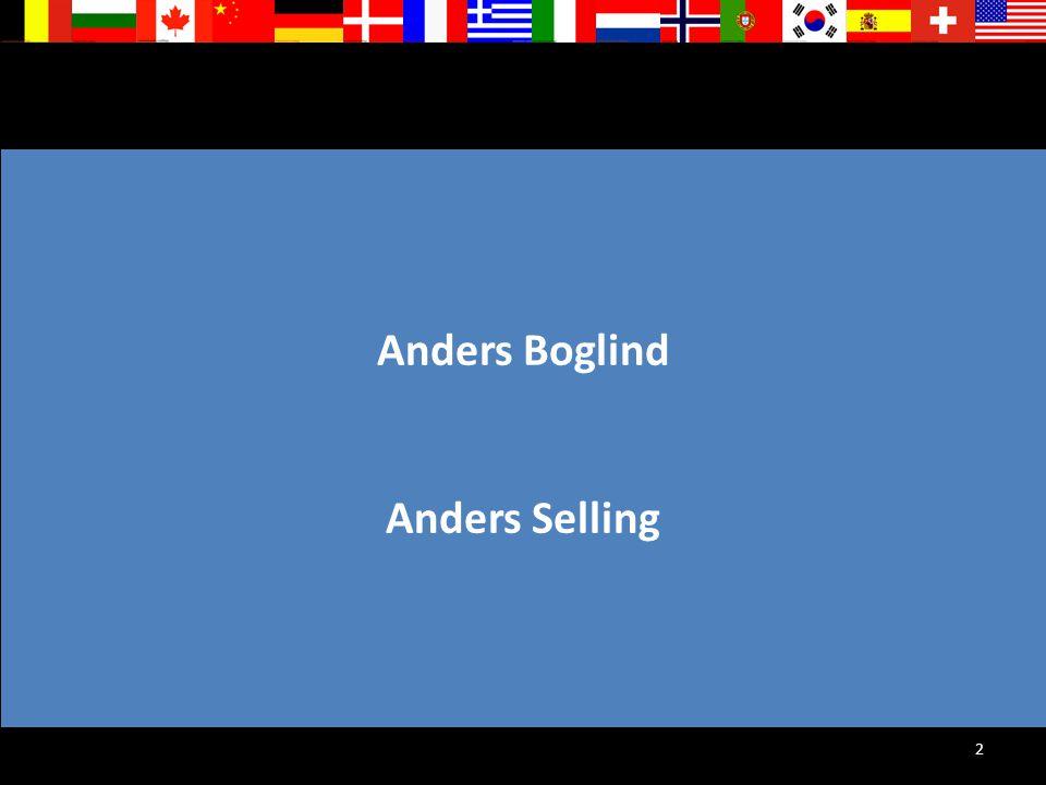 Anders Boglind Anders Selling