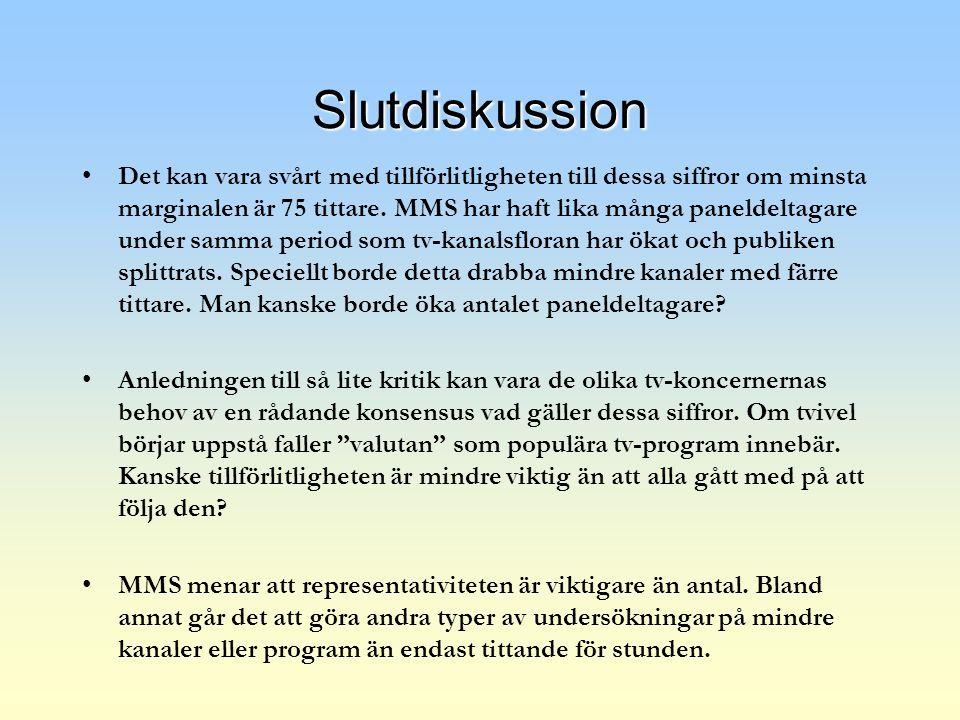 Slutdiskussion