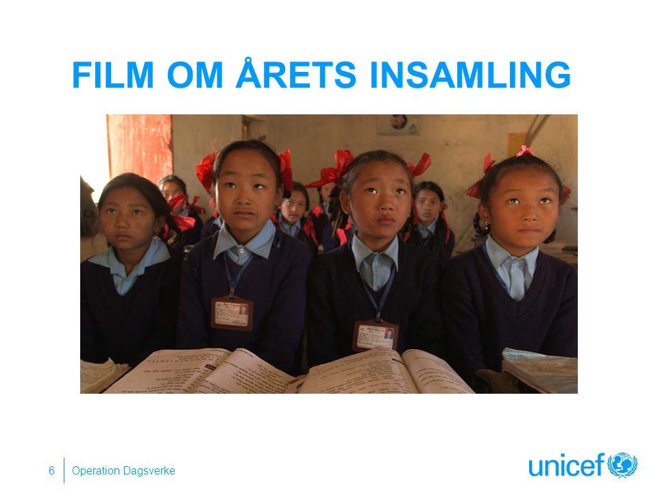 FILM OM Årets INSAMLING