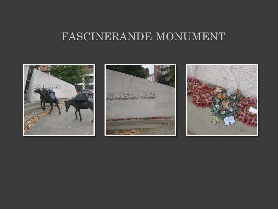 Fascinerande monument