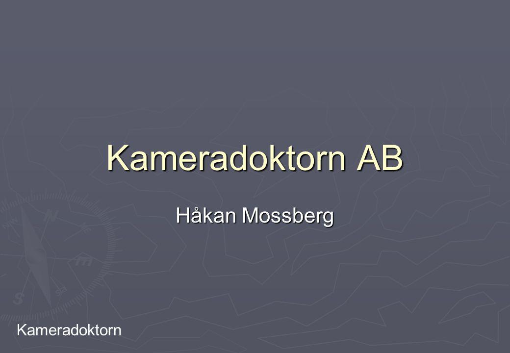 Kameradoktorn AB Håkan Mossberg