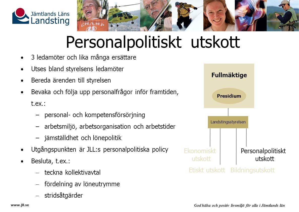 Personalpolitiskt utskott
