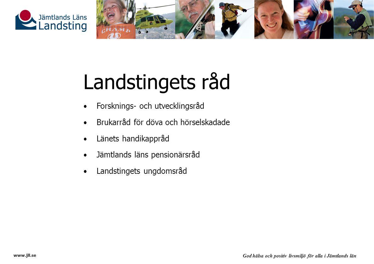 Landstingets råd Forsknings- och utvecklingsråd