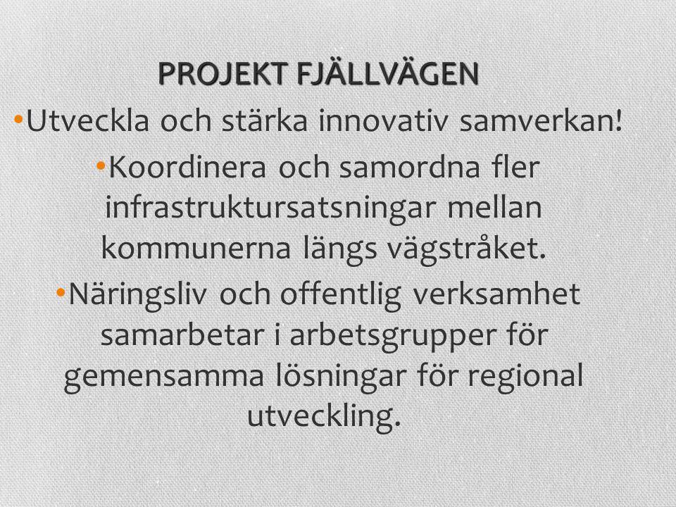 Utveckla och stärka innovativ samverkan!