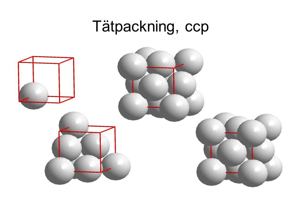 Tätpackning, ccp