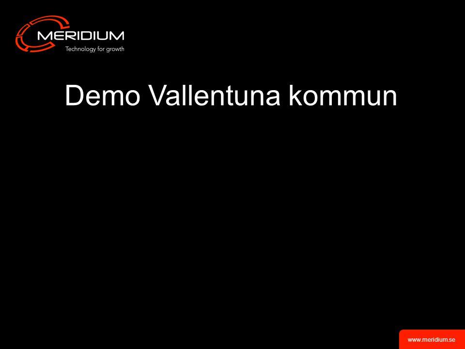 Demo Vallentuna kommun