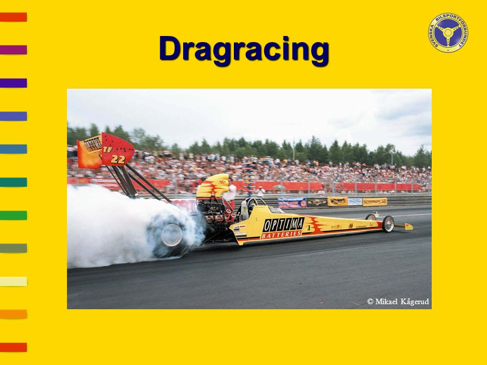 Dragracing © Mikael Kågerud