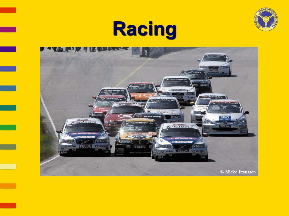 Racing © Micke Fransson
