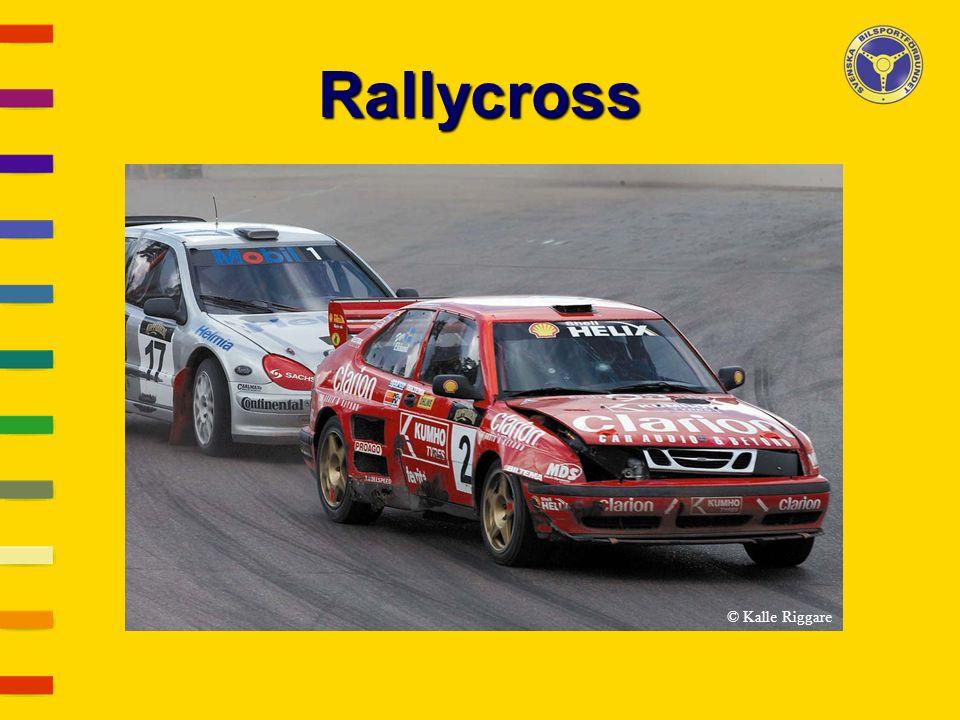 Rallycross © Kalle Riggare