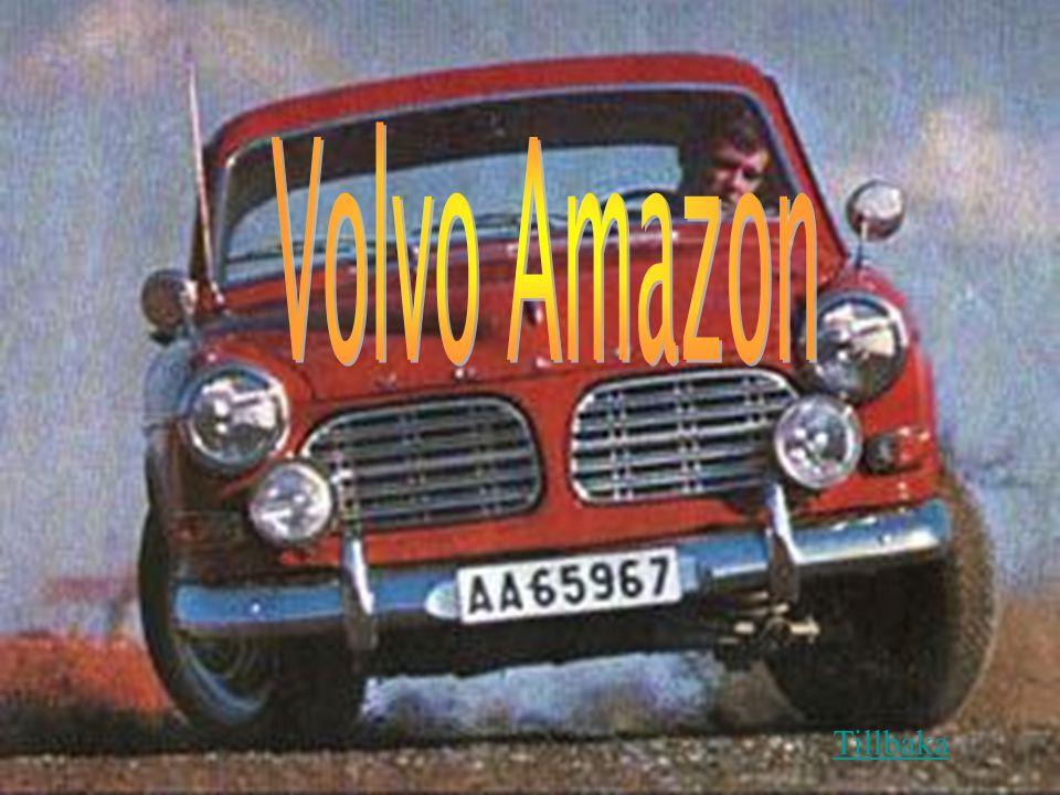 Volvo Amazon Tillbaka