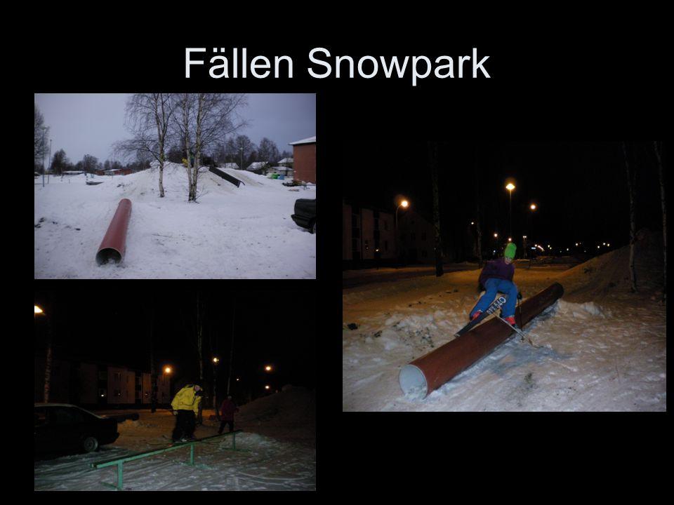 Fällen Snowpark