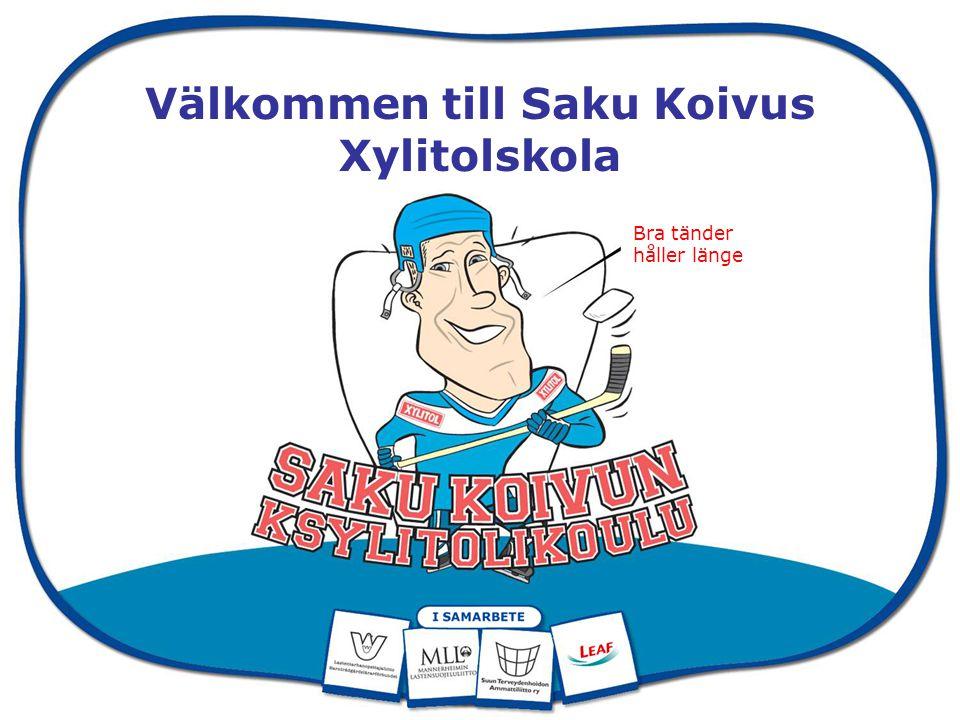 Välkommen till Saku Koivus