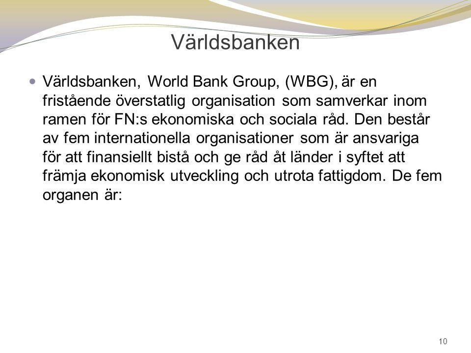 Världsbanken