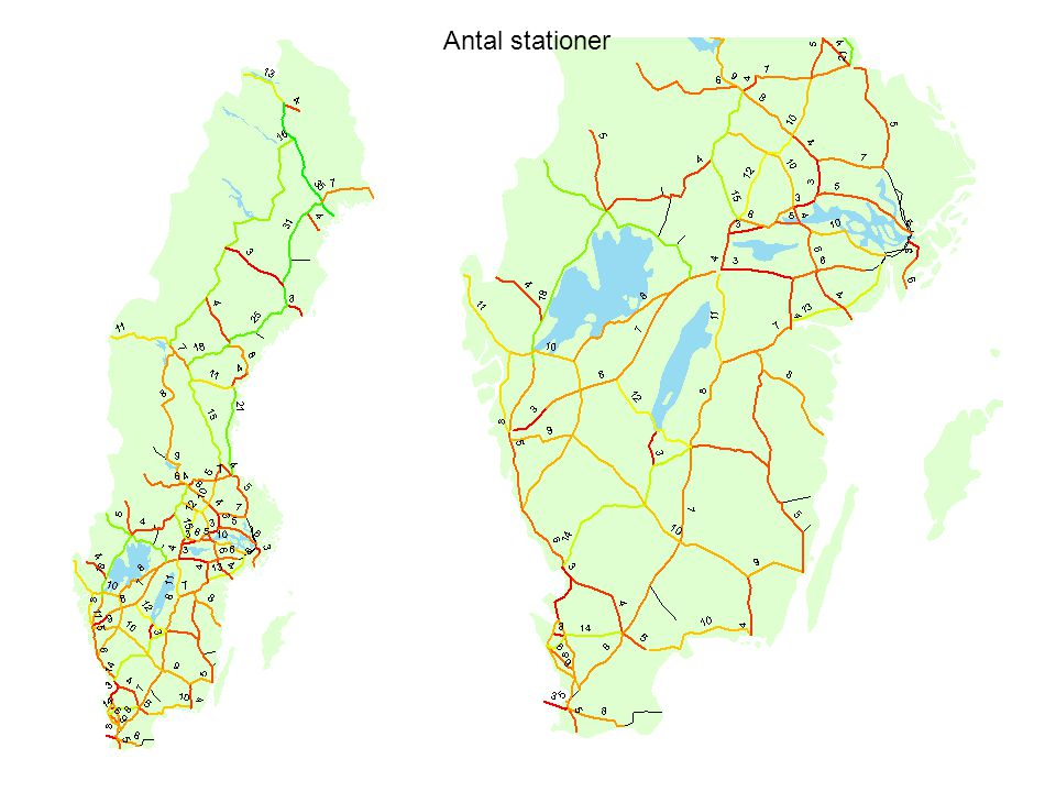 Antal stationer Variabler: n_s n_s Filnamn: