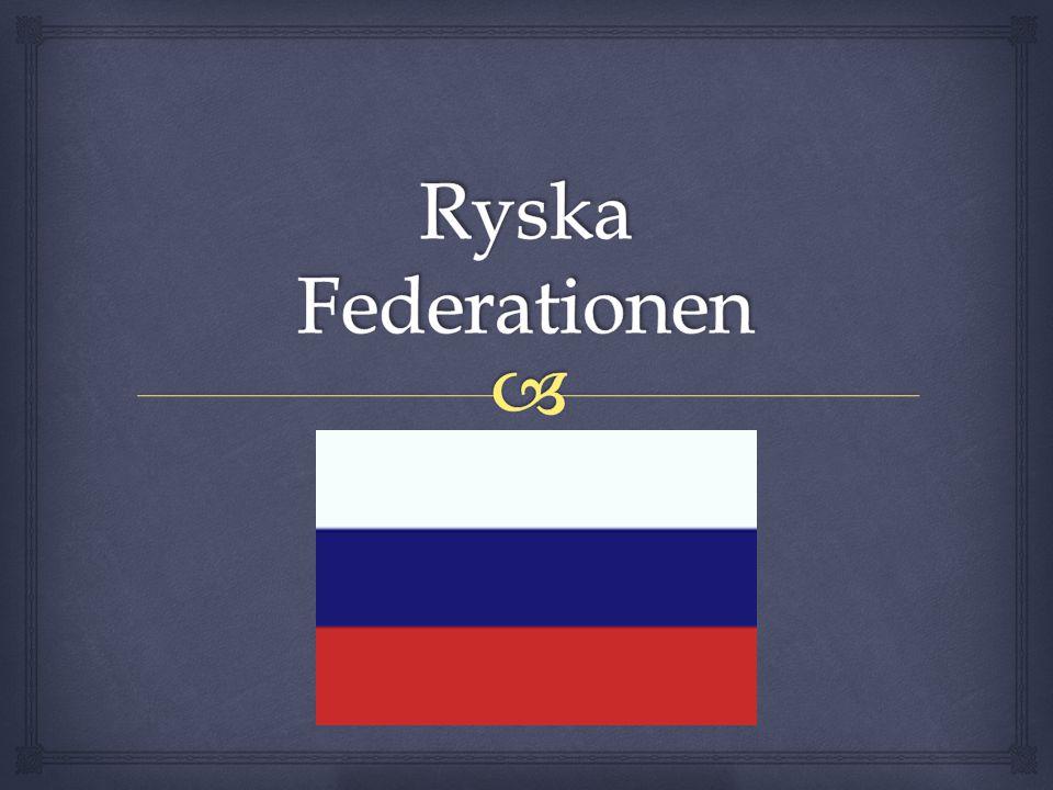 Ryska Federationen