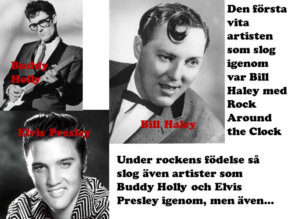 Bill Haley Elvis Presley