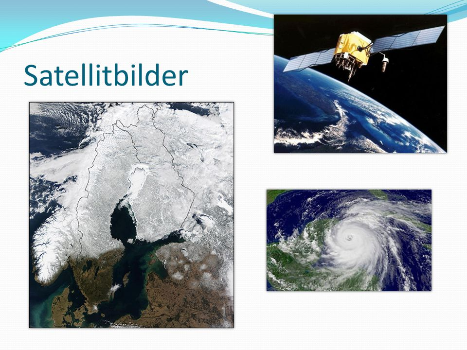 Satellitbilder