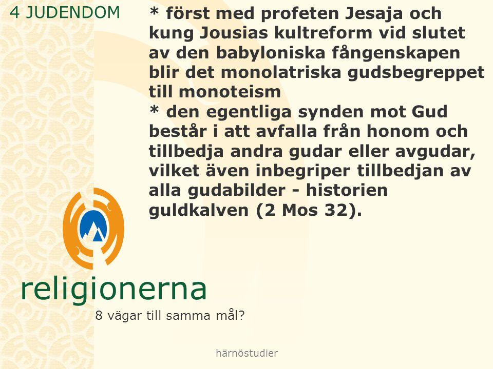 4 JUDENDOM