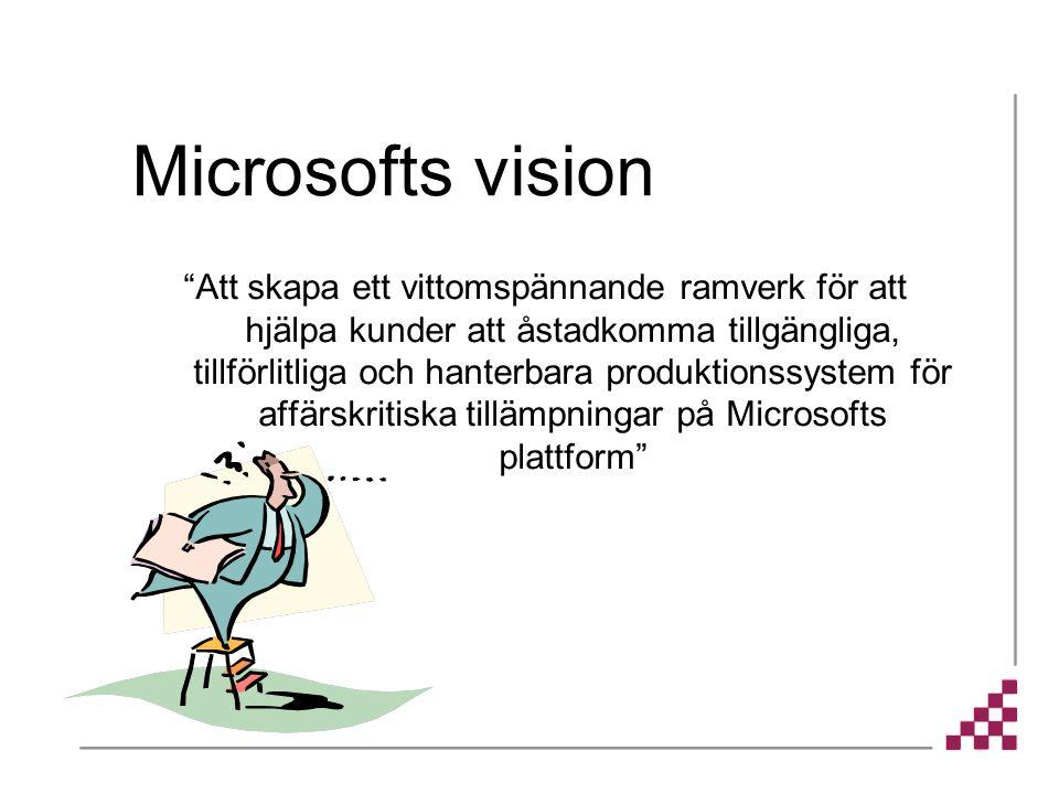 Microsofts vision
