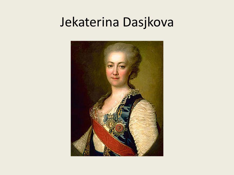 Jekaterina Dasjkova