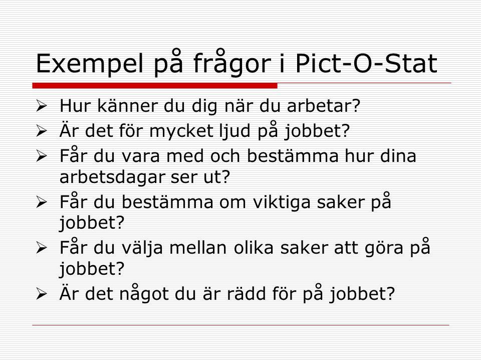 Exempel på frågor i Pict-O-Stat