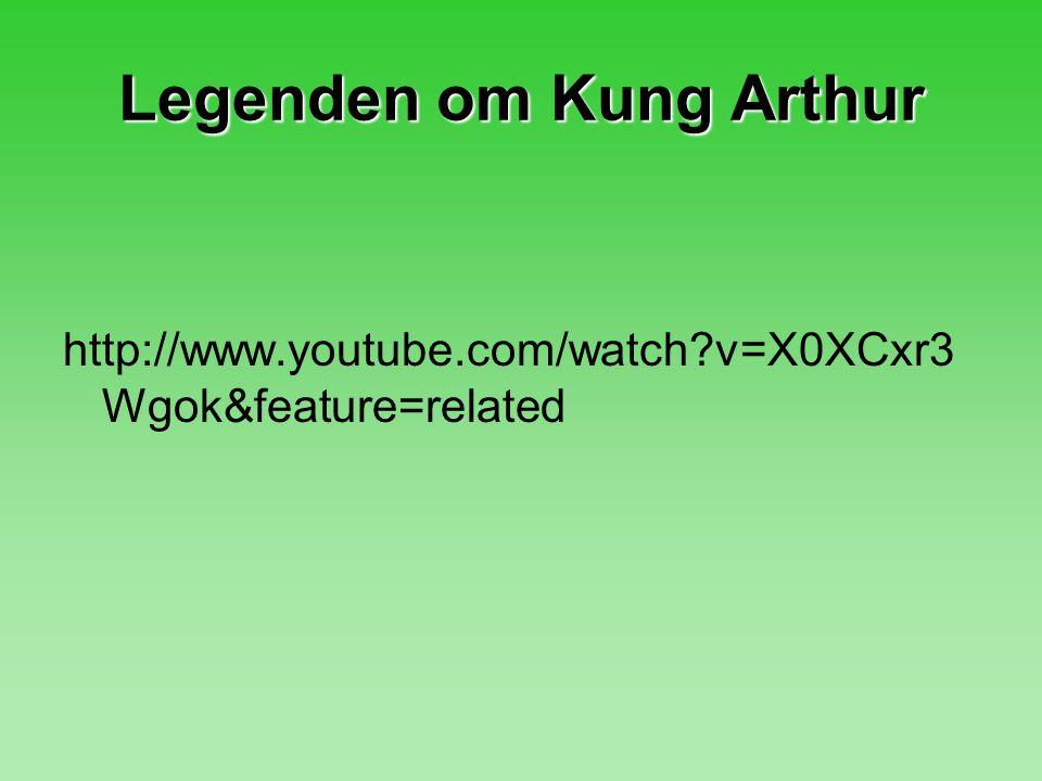 Legenden om Kung Arthur