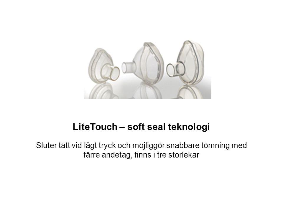 LiteTouch – soft seal teknologi