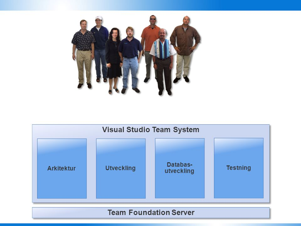 Visual Studio Team System Team Foundation Server