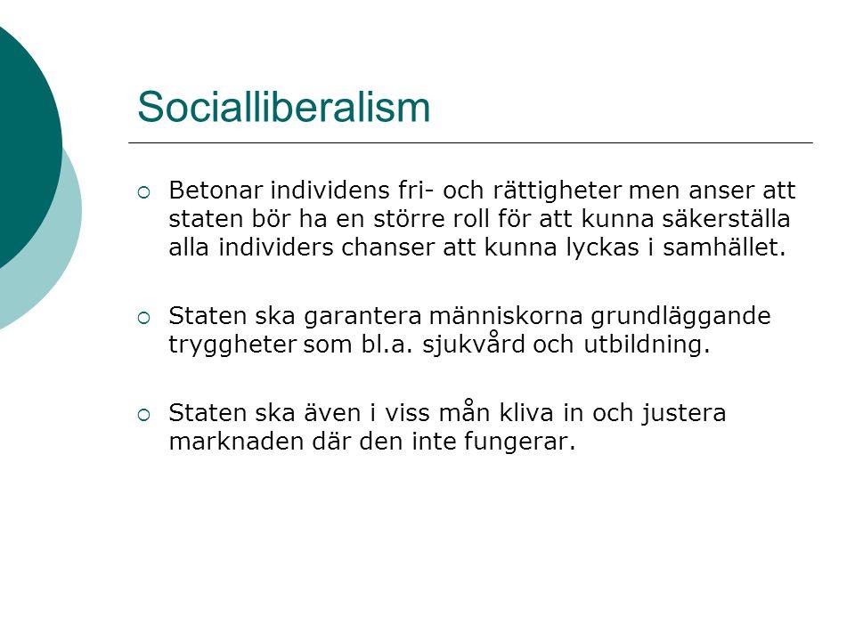 Socialliberalism