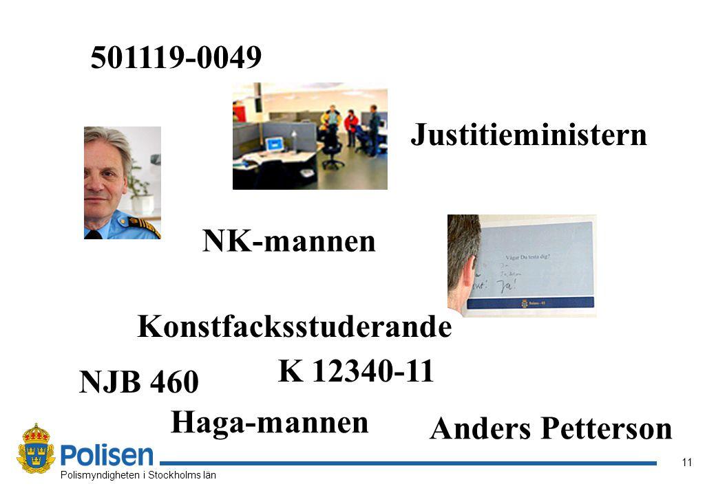 Justitieministern NK-mannen K 12340-11 NJB 460