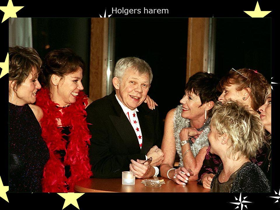Holgers harem