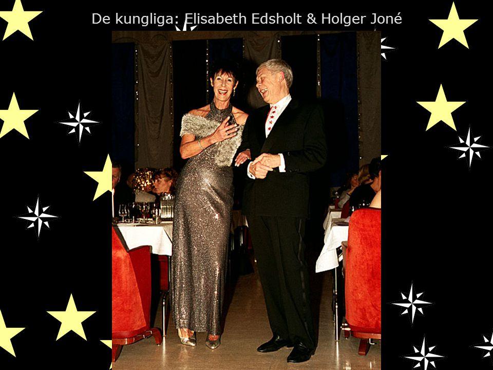 De kungliga: Elisabeth Edsholt & Holger Joné