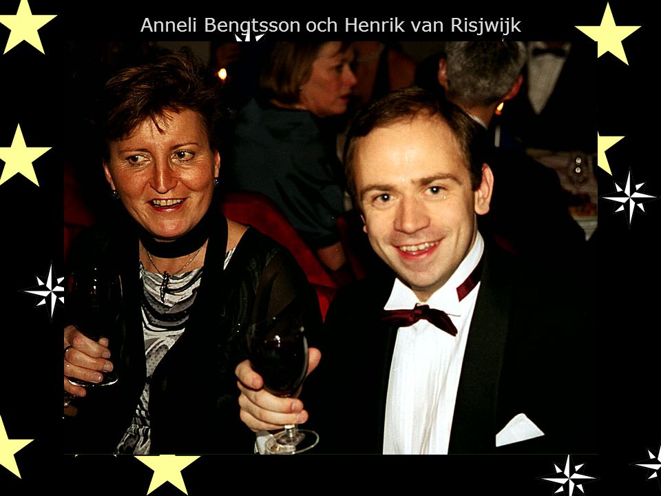 Anneli Bengtsson och Henrik van Risjwijk