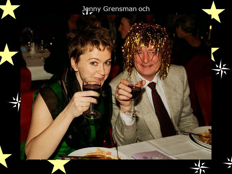 Jenny Grensman och