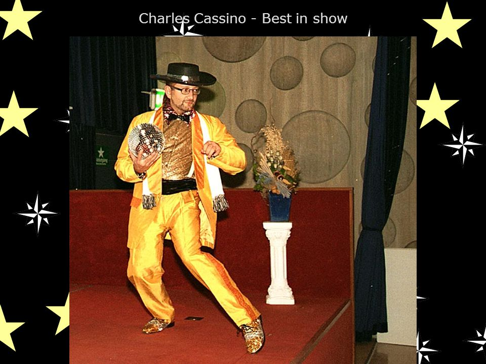 Charles Cassino - Best in show