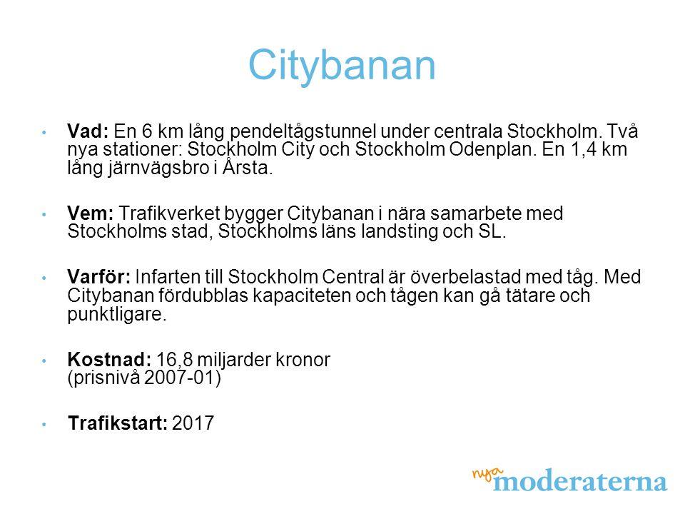 Citybanan