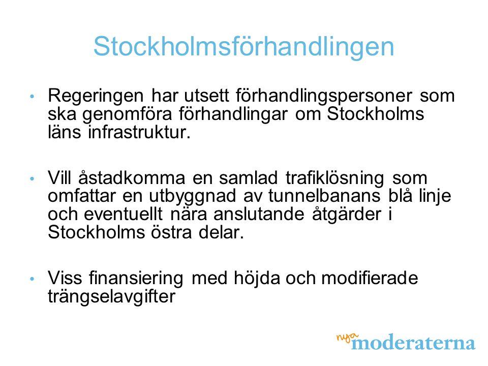 Stockholmsförhandlingen