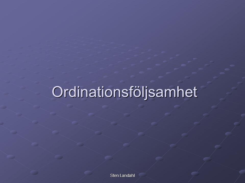 Ordinationsföljsamhet